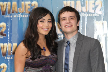 Never forget when Vanessa Hudgens and Josh Hutcherson dated each other