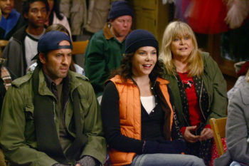 "Stop. Everything. There's going to be a ""Gilmore Girls"" festival"