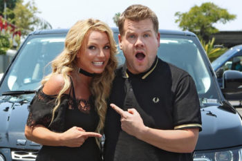 "Britney Spears' ""Carpool Karaoke"" trailer is here and it looks EPIC"