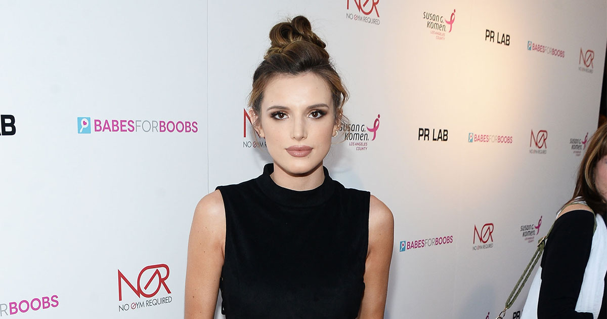 How Bella Thorne came out as bisexual is so totally amazing