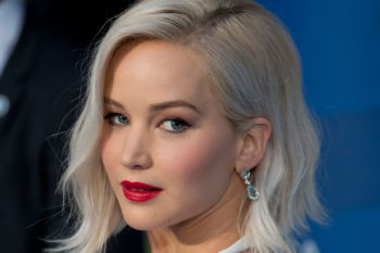 Jennifer Lawrence just topped the highest paid actresses list again 'cause she slays
