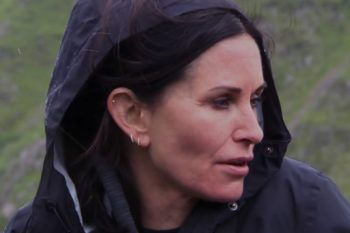 Courteney Cox just spilled the beautiful, heartbreaking truth about her breakups from David Arquette and Johnny McDaid