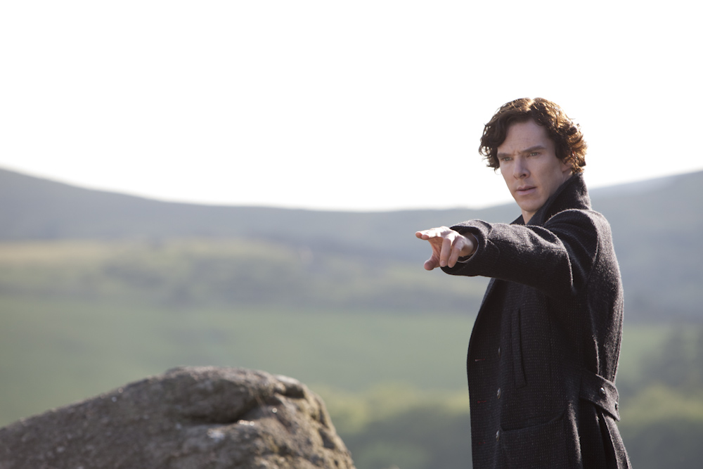 """Wait a second, is Benedict Cumberbatch going to be in the next """"Thor?"""""""