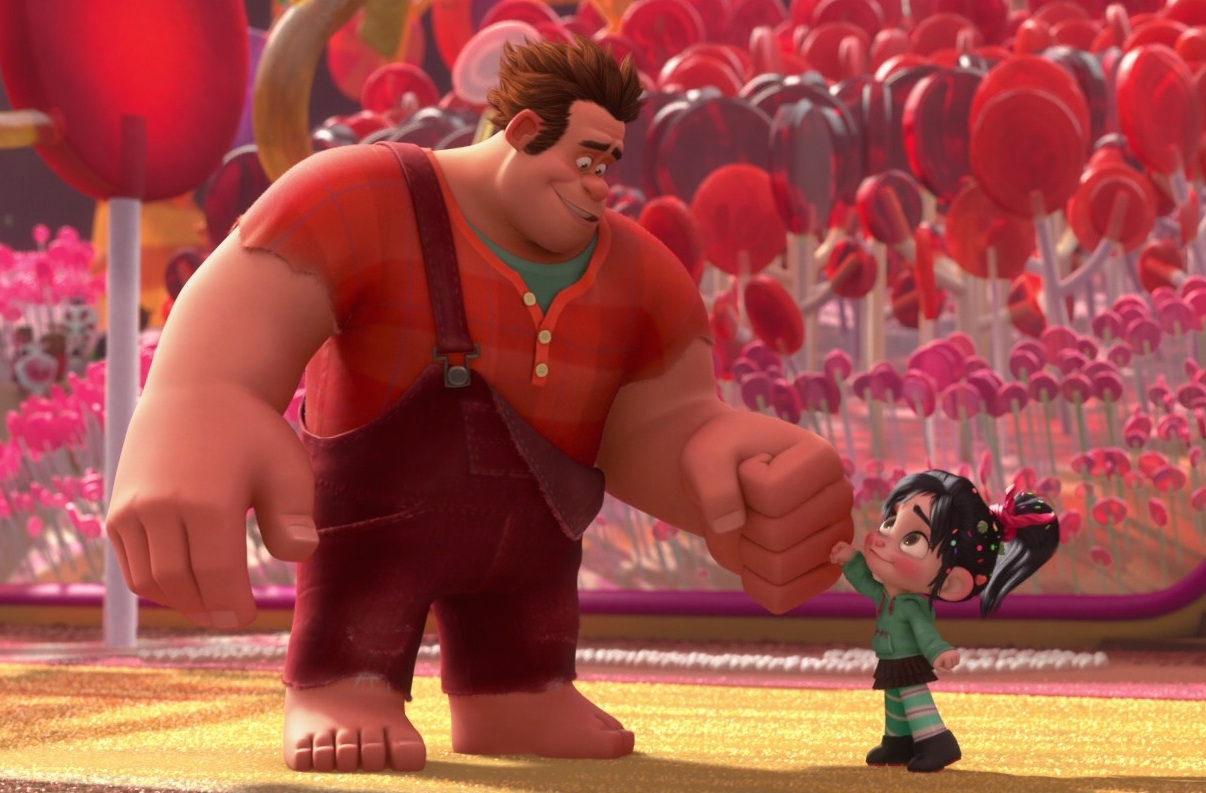"Prepare for the ultimate Sugar Rush: Disney World might be getting a ""Wreck-It Ralph"" ride"