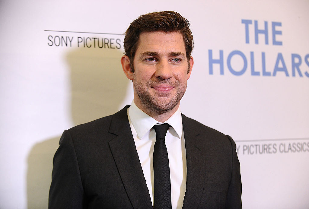"""Apparently, Chris Hemsworth's perfect body stopped John Krasinski from pursuing the """"Captain America"""" role"""
