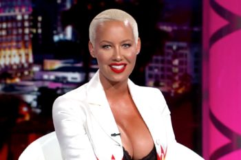 """It seems very likely that Amber Rose will be on the next season of """"Dancing With The Stars"""" and we are so ready"""