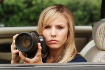 "What the cast of ""Veronica Mars"" looked like then vs. now"
