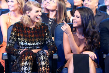 There's a reason why Taylor Swift always gets to sit with her squad at award shows