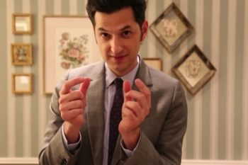 "Ben Schwartz (aka Jean-Ralphio) is on board with the theory that ""Stranger Things"" and ""Parks and Rec"" are connected"