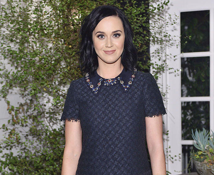 These are the two things that help Katy Perry stay grounded