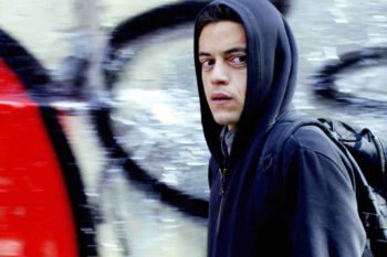 Rami Malek just posted his first Instagram picture, and it's perfect (just like him)