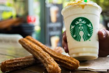 Here's how to get your paws on the Churro Frappuccino at Starbucks