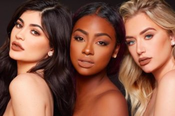 Kylie Jenner's new makeup ad stars her best friends and that's so awesome