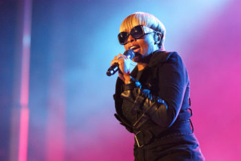 Mary J. Blige is now singing this iconic TV show's new theme song