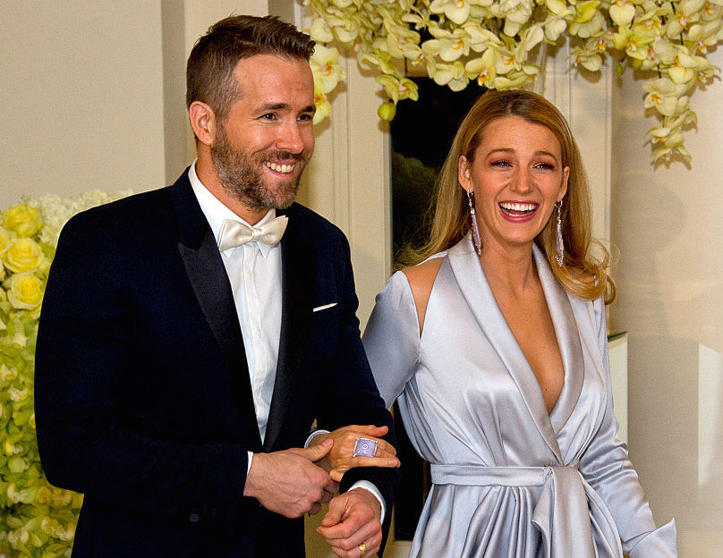 Of course Ryan Reynolds wished Blake Lively a happy birthday with this LOL tweet
