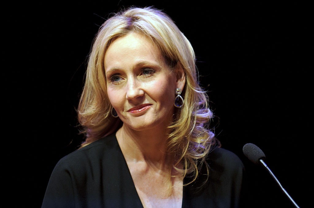 J.K. Rowling just shut down the haters — again — with one simple Tweet