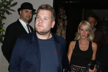 James Corden just made an amazing point about body shaming in romantic movies