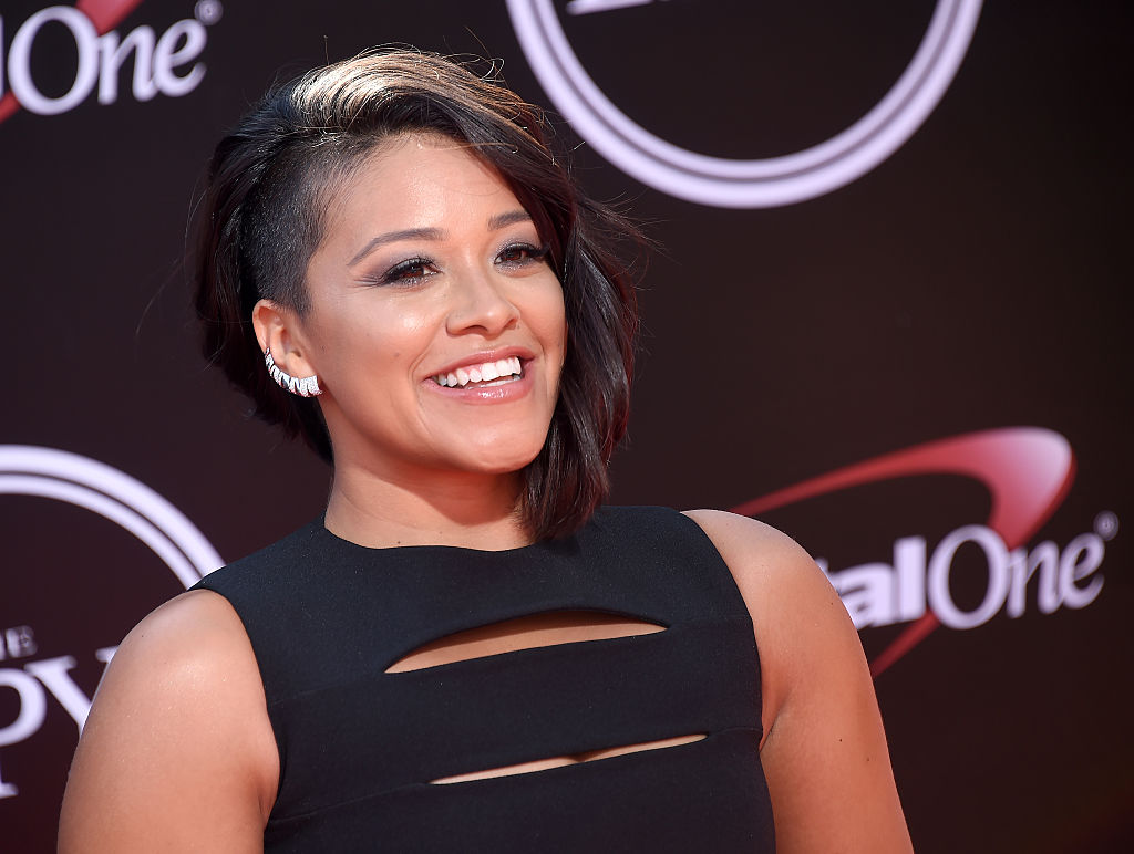 """Jane the Virgin"" star Gina Rodriguez had the most refreshing thing to say about shaving her head"