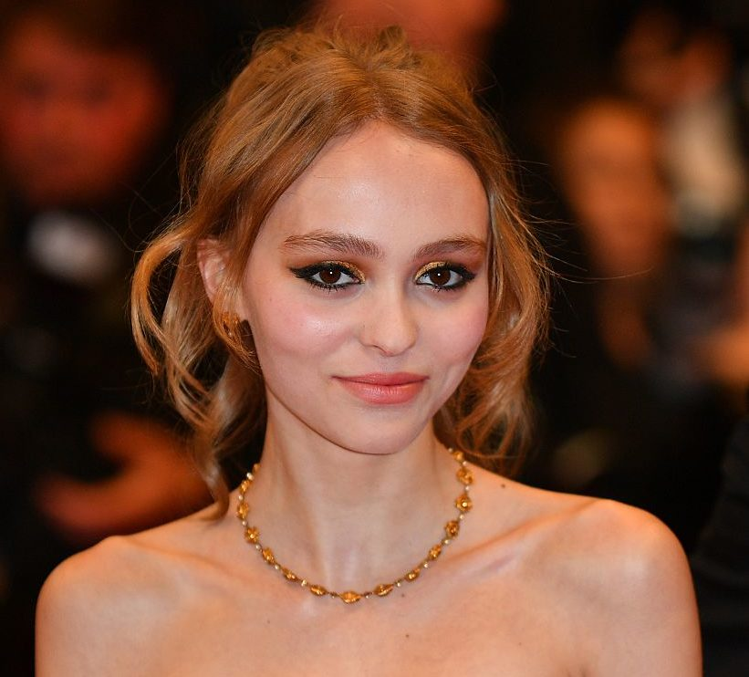 We can now watch the trailer for Lily-Rose Depp's movie with this famous actress