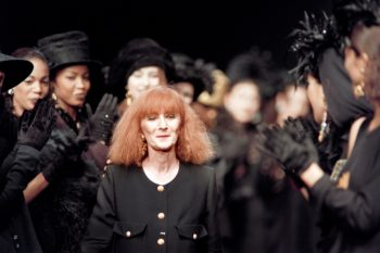 Legendary designer Sonia Rykiel passes away at age 86