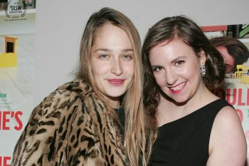 Lena Dunham and Jemima Kirke are completely un-photoshopped in this lingerie ad, and they look gorgeous