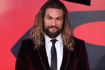 Jason Momoa's family looks like they travelled back in time