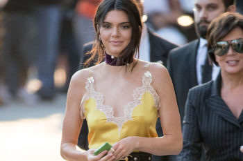 Kendall Jenner has to get her look approved before she cuts her hair