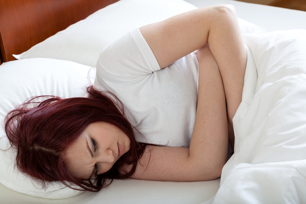 If your period cramps are insanely painful, sleep in THIS position
