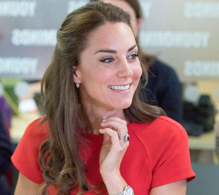 We have a feeling we're going to be seeing Kate Middleton's latest dress again