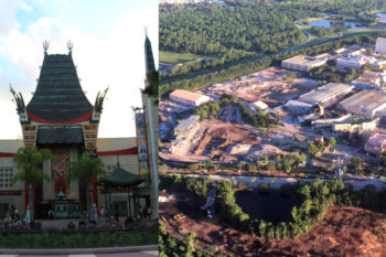 Here's what it looks like when Disney World is demolished (to make way for Star Wars Land)