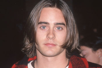 Jared Leto's 1991 Coca-Cola commercial is the best and weirdest thing you'll see today