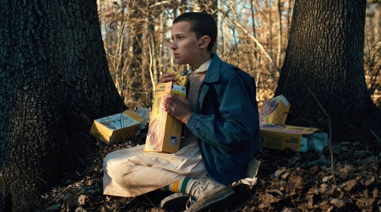 "Eleven from ""Stranger Things"" might be made into a Funko doll and it's too much CUTE"