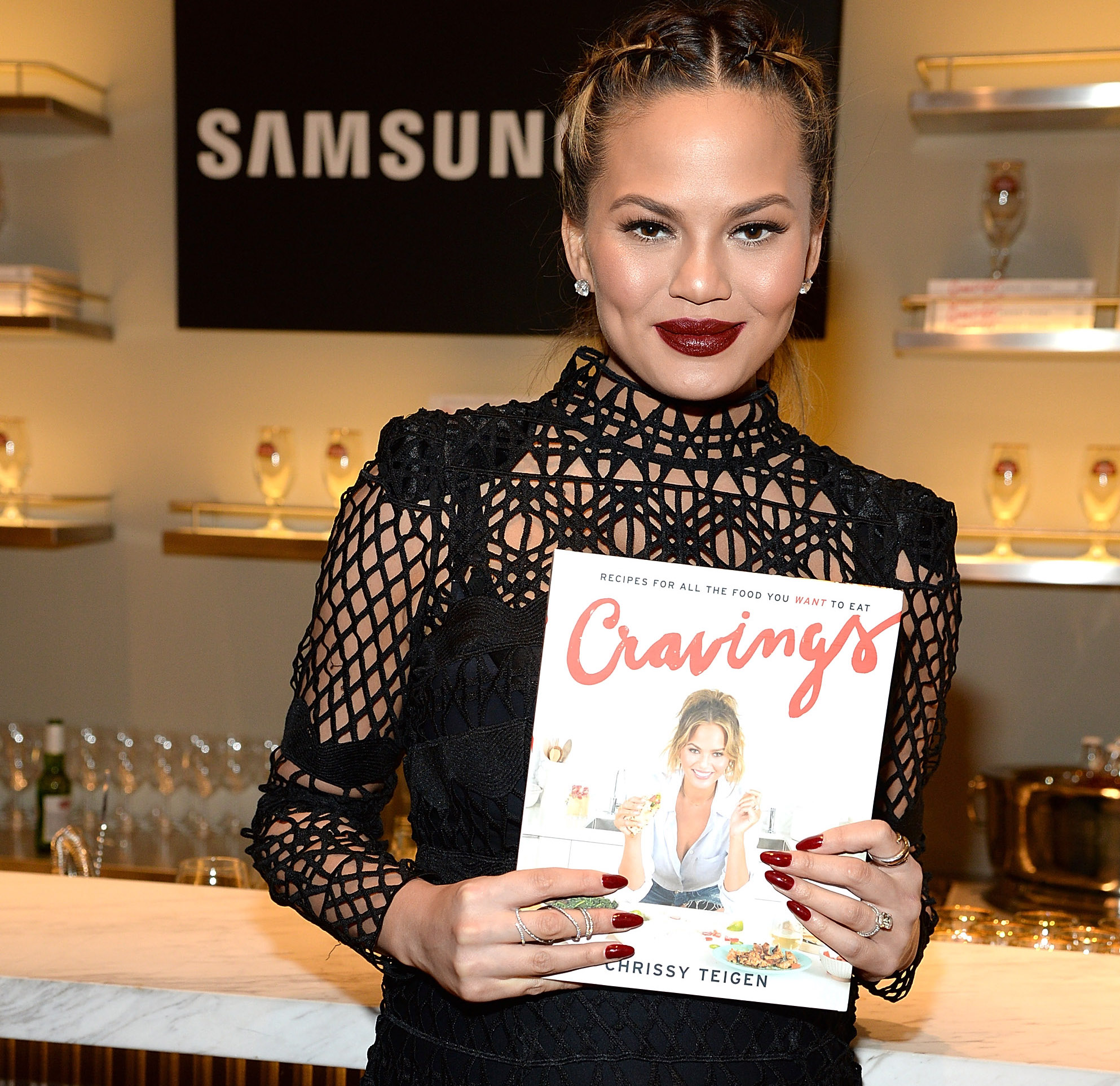 I cooked dinner from Chrissy Teigen's cookbook for a week, and it was amazing