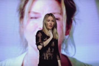 Ellie Goulding's new video has scenes from 'Bridget Jones' Baby' and we're dying over it