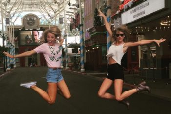 Taylor Swift's birthday message to Blake Lively is outrageously cute