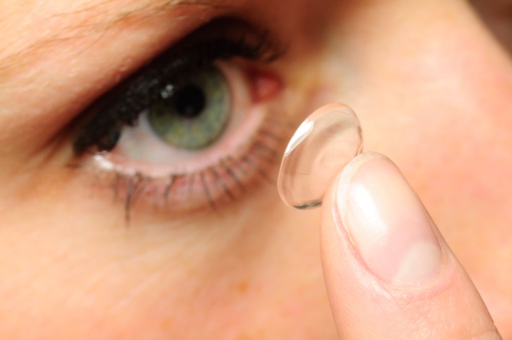 Sleeping in your contacts is more dangerous than we thought