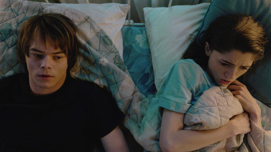 "Jonathan and Nancy might get together in Season 2 of ""Stranger Things"" and we couldn't be more excited"