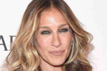 Say what? Sarah Jessica Parker's new perfume was inspired by men's B.O.
