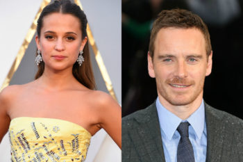Alicia Vikander and Michael Fassbender are super private about their romance and we kind of love that