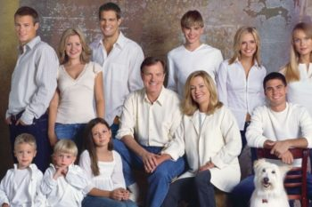 "We're loving this ""7th Heaven"" star's trip down memory lane"