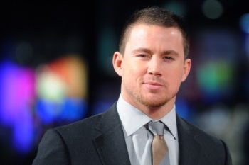 FYI: Channing Tatum once wore 'ninja shoes' on the red carpet