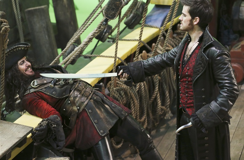 """Once Upon a Time"" is about to get *another* famous sea captain"