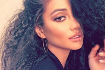 Shay Mitchell's triple ponytail is blowing our minds