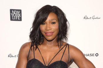 Serena Williams wore a pink sports bra on the red carpet, proves she can look amazing in literally *anything*