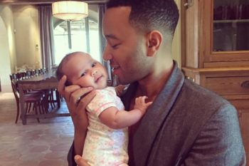 John Legend opens up about how baby Luna has given him more reason to do good