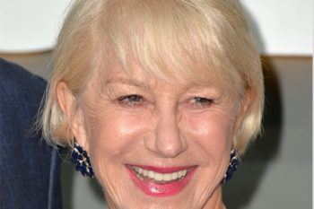 """Helen Mirren is going to be in """"The Nutcracker"""" because she can do anything"""