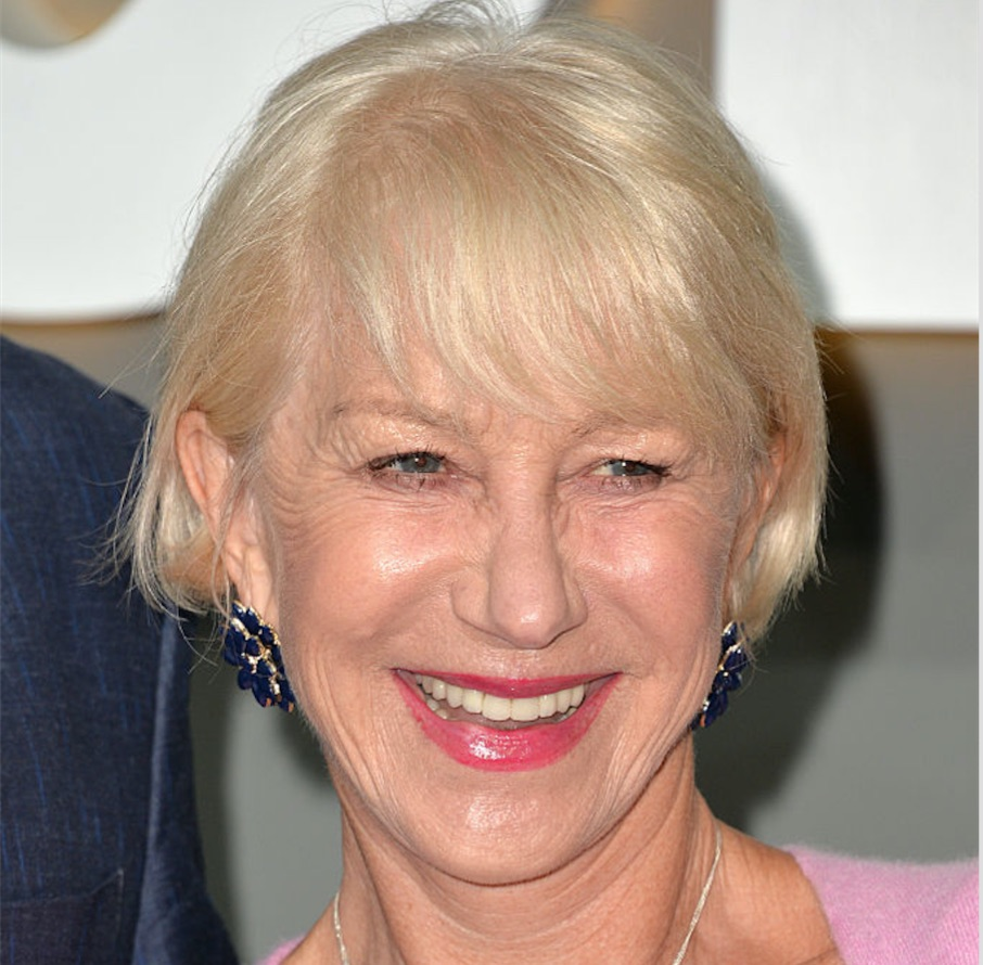 "Helen Mirren is going to be in ""The Nutcracker"" because she can do anything"