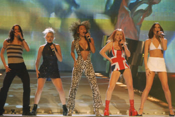 These Spice Girls reunion instagrams are cracking us up today