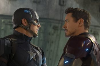 "This hilarious ""Captain America: Civil War"" gag reel is exactly what we needed today"