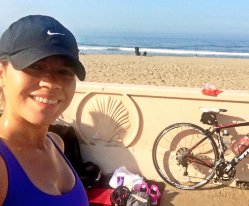 America Ferrera's post-workout Instagram is *so* us